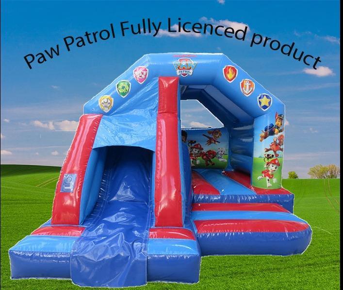 Paw Patrol Front Slide 1564