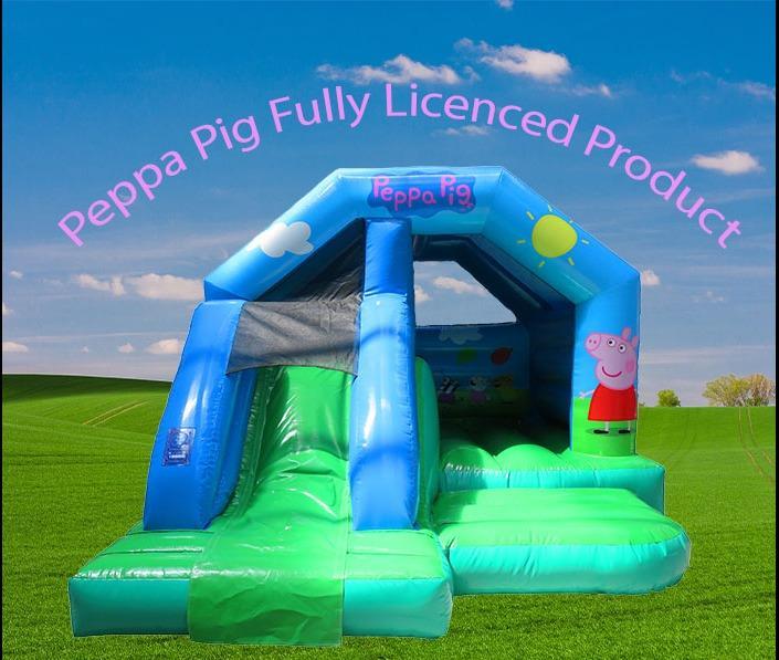 Peppa Pig front slide 1563