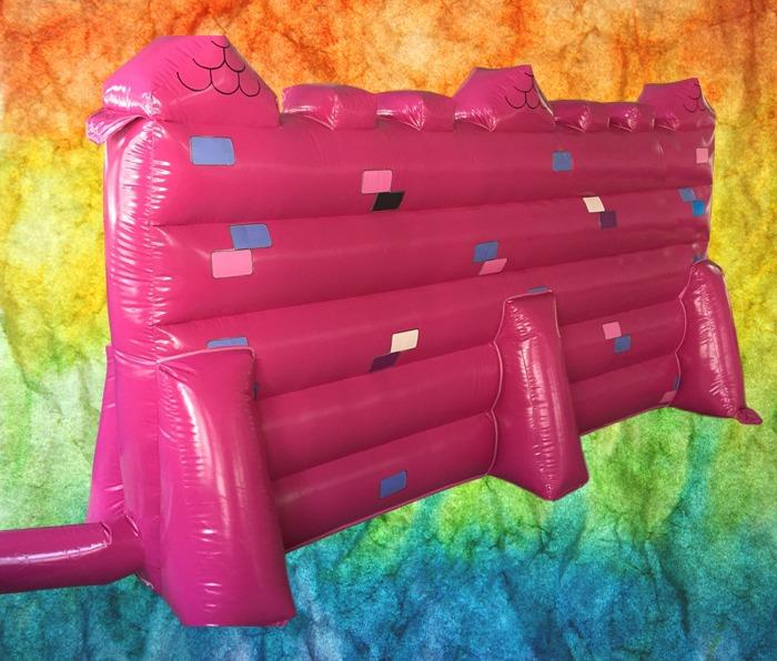 Knockout Water Wall 1250