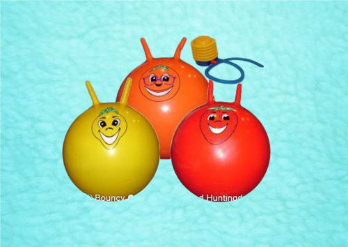 Childrens Space Hoppers Set of 3 1333