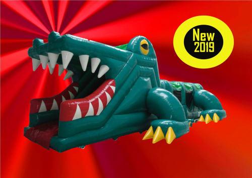 Crocodile Assault Course 1539