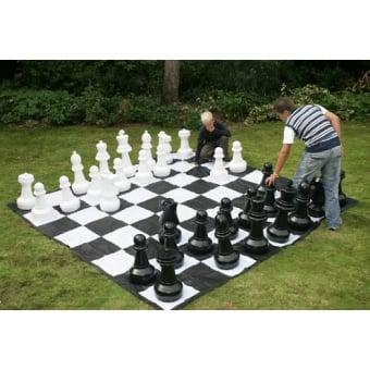 Giant Chess Set 1362